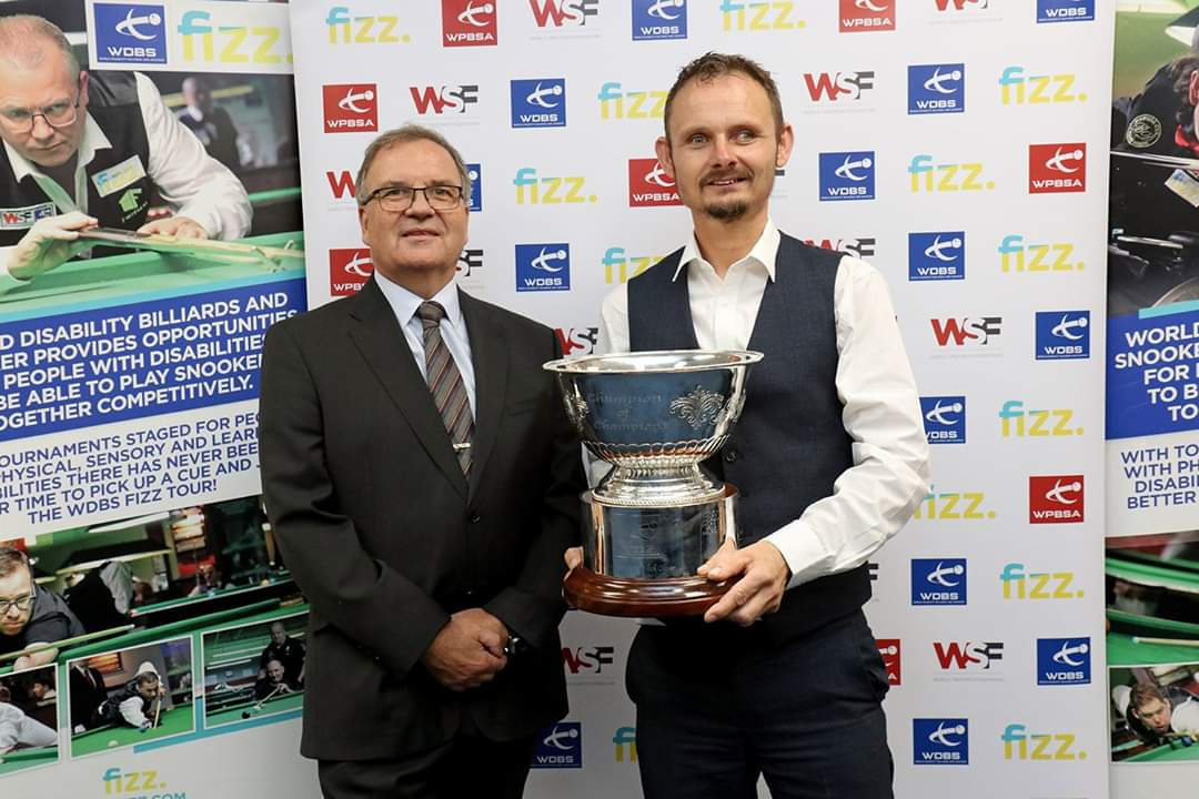 SightRight Coach Nick Neale Awarded WDBS Player Of The Season