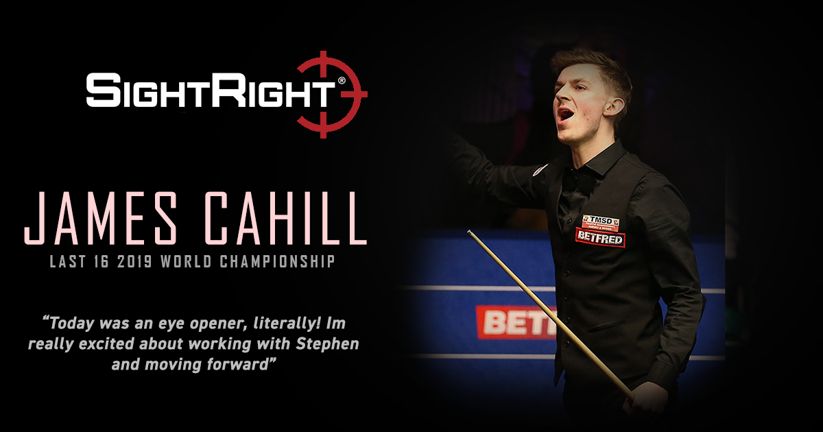 GIANT KILLER CAHILL SIGNS UP WITH STEPHEN FEENEY & SIGHTRIGHT